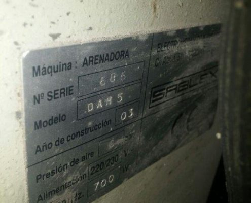 Arenadora Damglass